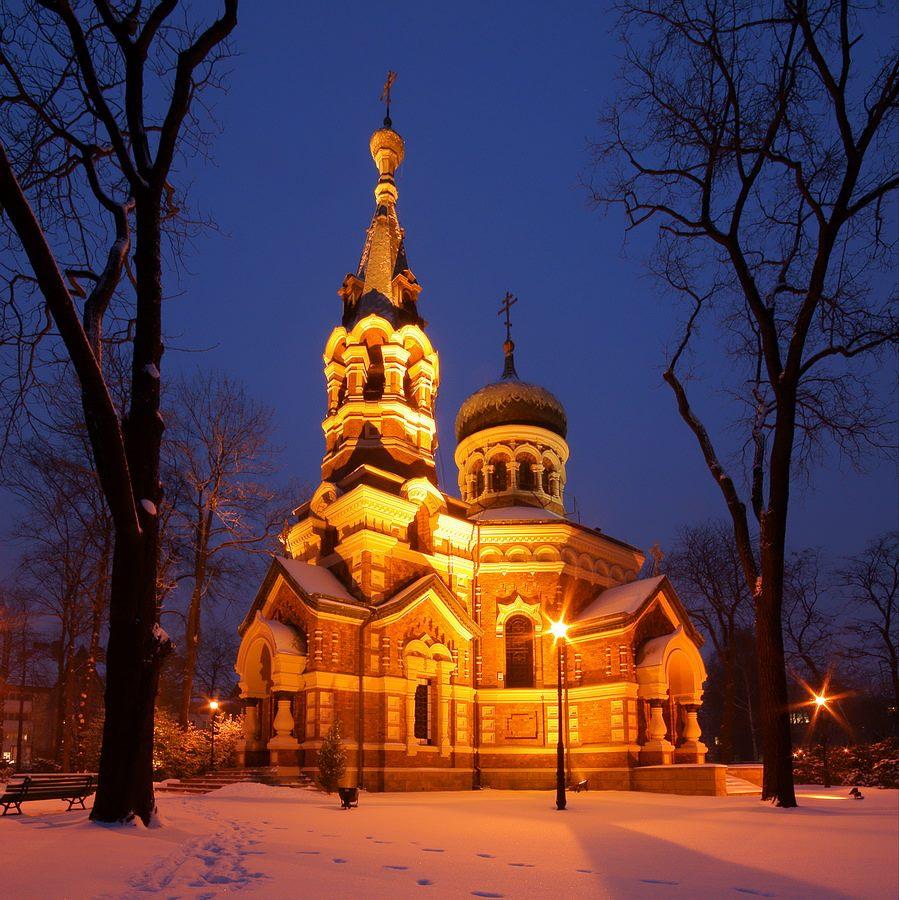 Galeria: Sosnowiec Cerkiew