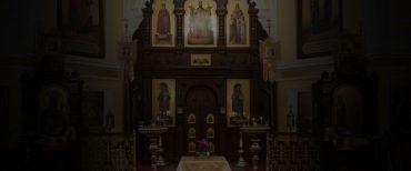Najważniejsze informacje dotyczące funkcjonowania Cerkwi prawosławnej w Sosnowcu w nowej sytuacji epidemiologicznej