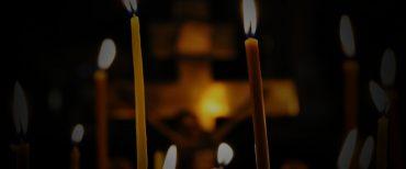 Modlitwa i post to najskuteczniejsza broń chrześcijanina. Molebien pokutny codziennie o godz. 10.00.