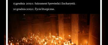 """(Polski) Parafia Prawosławna w Sosnowcu zaprasza na kurs """"Prawosławie""""."""