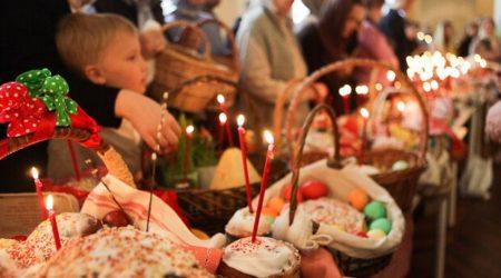 Plan Nabożeństw na Wielkanoc